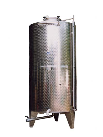 G R E C O store - stainless steel storage tanks and variable